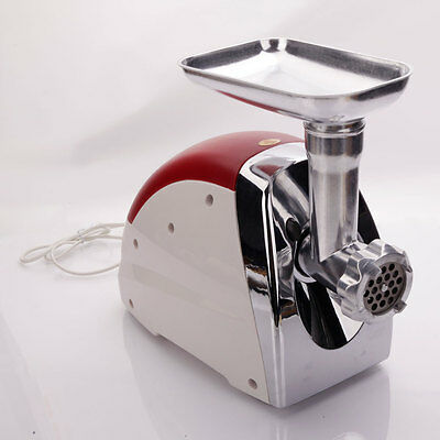 Commercial 2000W Multifunctional Electric Meat Grinder Kitchen Sausage Maker New