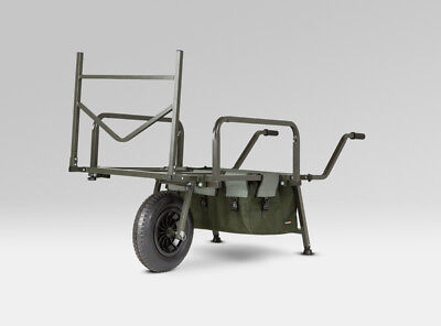 Chub Transporter Barrow Transportwagen Trolley Trolly Wagen Inkl. Tasche