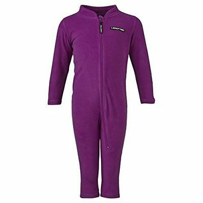 LEGO Wear Infants Purple Seth Fleece All-In-One Coverall Playsuit 2 Years BNWT