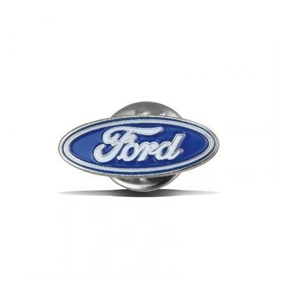 Genuine Ford  Blue Oval Butterfly Pin 35010501
