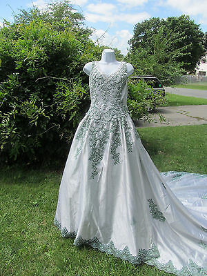 Forest Fairy Wedding Gown Costume Of The
