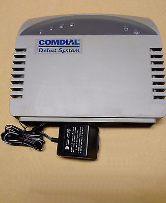 Comdial Debut Voicemail 4 Port Analog Voice Mail