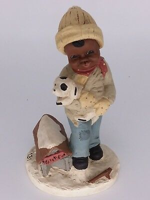 Martha Holcombe All God's Children Figurine Jacob # 131