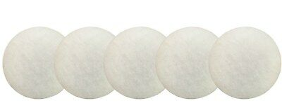 "5 X Compatible With Fluval Fx5/6 Polishing Pads "" New """