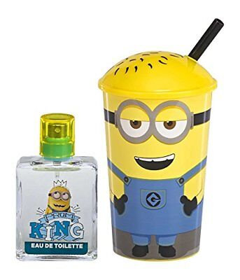 Minions Set Eau de Toilette 50 ml + Lens Bag