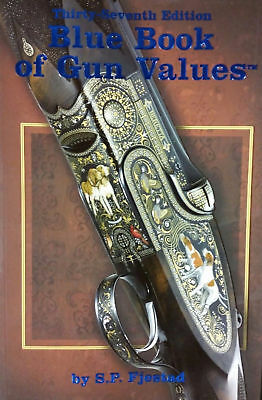 NEW 37th Edition Blue Book Of Gun Values S.P. Fjestad NEW