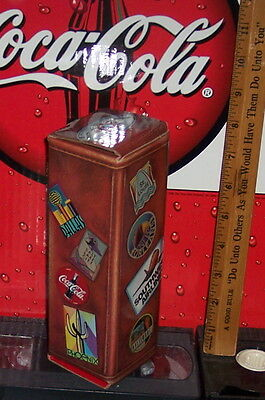 1996 Southwest Airlines 25Th Anniversary 8 Ounce Glass Coca Cola  Bottle & Box