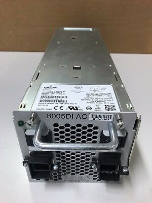 Nortel Avaya 8005DI AC DS1405018-E6 AC Power Supply for 8006 8010 Chassis