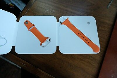 New Genuine Hermès Sport Band for Apple Watch (42mm) - RARE