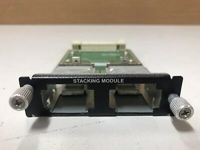 Dell 0YY741 10Gb Stacking Module for PowerConnect 6024 6224 6248 6424 Switches
