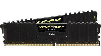 Corsair Vengeance LPX 16GB 2X8GB DDR4 2666MHz C16 Gaming Desktop Memory RAM Kit