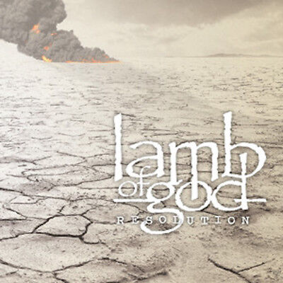 Lamb Of God ‎– Resolution 2x LP / 180 Gr Vinyl / Gatefold New (2012) Metal