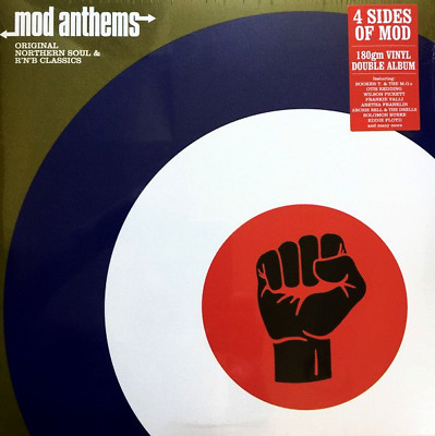 V/A - Mod Anthems: Original Northern Soul & R'N'B Classics (LP) (180g Vinyl) (1)