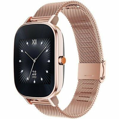 ASUS - ZenWatch 2 (WI502Q)4GB 1.45''( METAL Rose Gold) for women