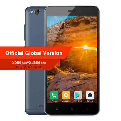 "Xiaomi Redmi 4A International 5.0"" 4G Smartphone MIUI 8 Quad-core 2G+32G 13MP EU"