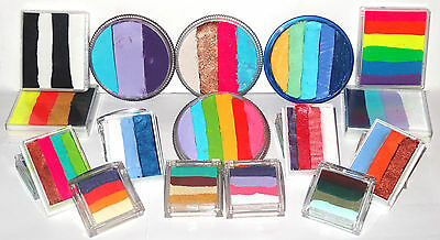DFX Split Cakes Face Paint - 20g, 32g,