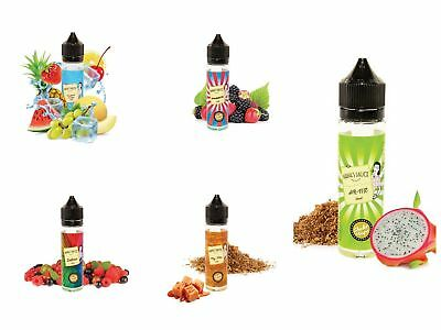 Liquidi per sigaretta elettronica Nana's Sauce Mix and Vape 50ml 70/30 nico 0