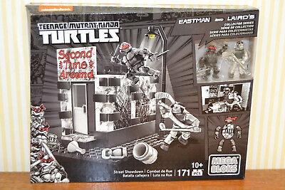 Mega-Bloks Teenage Mutant Ninja Turtles  Street Showdown  DPD79