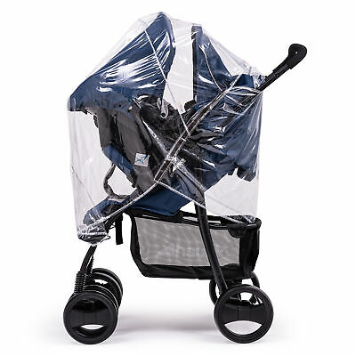 Raincover Compatible With Hauck Shopper SLX Trio Travel System