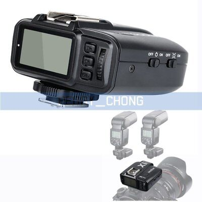 Godox X1T-C 2.4G E-TTL Transmitter Wireless Speedlite Flash Trigger For Canon【US
