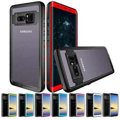 For Samsung Galaxy Note 8 Case S10 Plus Shockproof Waterproof Note 9 S9 Plus