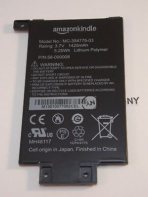 Working Motherboard Pcb Amazon Kindle Paperwhite Ey21 1st Gen Reader