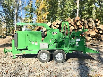 Brush Bandit 280XP Chipper
