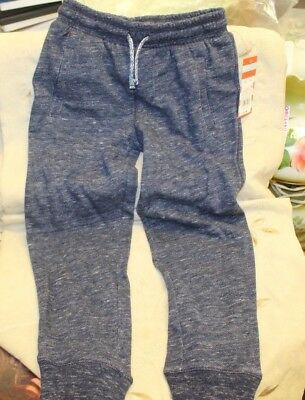 Toddler Baby Sweatpants - Cat & Jack - Heather Blue -5T NEW OLD STOCK
