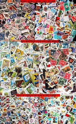 150x STAMP PER LOT WORLDWIDE USED FROM THE HUGE LARGE GREAT MIXTURE COLLECTION