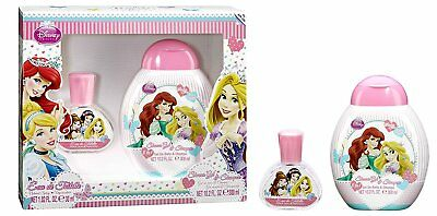 DISNEY Princesses Set Eau de Toilette 30 ml/ Shower Gel 300 ml