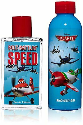 DISNEY PLANES Eau de Toilette and shower gel Duo Gift Set, 75 ml/100 ml