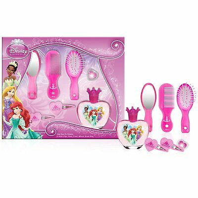 Disney Princess Fragrance and Hair Set