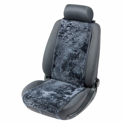 SHEEPSKIN CAR SEAT COVER Seat Cover Relative Lambskin Car Seat Cover Anthracite