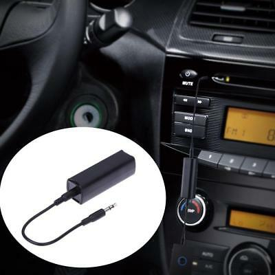 3.5mm Aux Noise Filter Loop Isolator Eliminate Car Audio System Electrical Noise
