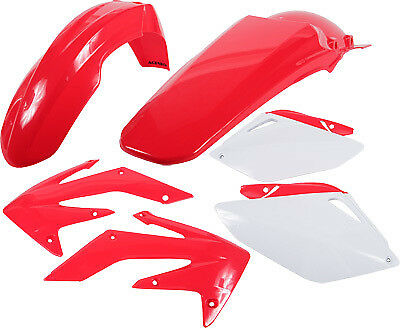 Acerbis Plastic Kit for Honda Crf250r 2006 2007 2008 2009 Crf250 2041040215