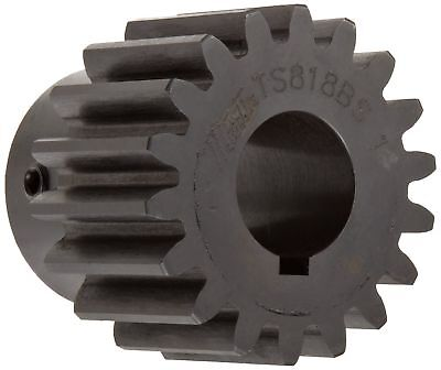 5/8 Spur Gear, 20° Pressure Angle, High Carbon Steel, Inch, 12