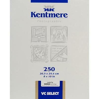 Kentmere 6007308 VC Select Paper, 8x10in, 250 Sheets