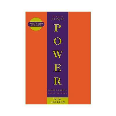 The Concise 48 Laws of Power by Robert Greene, Joost Elffers (Paperback, 2002)