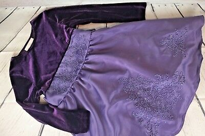 Elegant Rare Editions Easter Holiday Girl's Dress Size 5/5T
