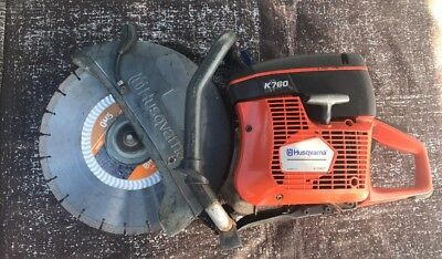 Husqvarna K760 Concrete Cut-Off Saw