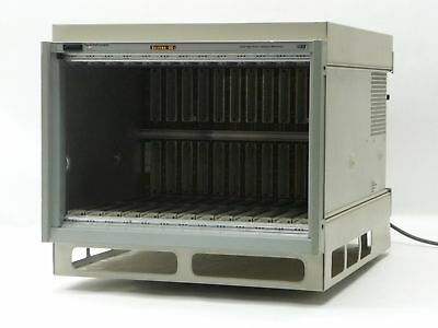 Racal 1261B High Power Intelligent Vxi Mainframe 13-Slot Chassis 407374-01122+Ps