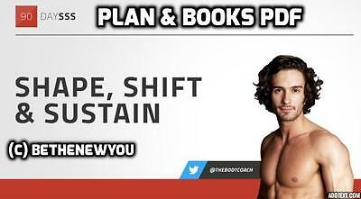 RRP£150 Joe Wicks LeanIn15 -Cooking Books And Life Changing SSS Plan -Body Coach