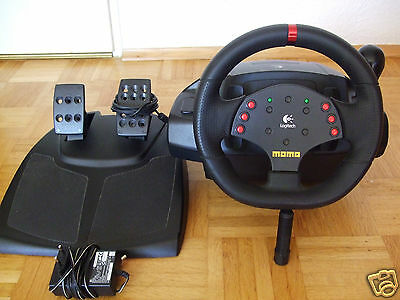 logitech g29 racing gaming lenkrad driving force f r ps4. Black Bedroom Furniture Sets. Home Design Ideas