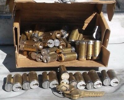 Schlage Everest LFIC Cylinders cylinders and blanks c123