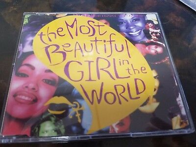 Prince The Most Beautiful Girl In the World 2 Trk German Germany CD *RARE*
