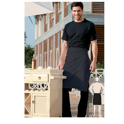 Light Weight Hospitality Half Apron for BBQ Cooker Barista Waiter Waitress Chef