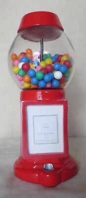 Sonoma Lifestyle Mini Gumball Machine Picture Frame - for pic size 1.5x2 inches
