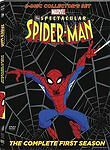 The Spectacular Spider-Man - The Complete First Season (DVD, 2009, 2-Disc Set)