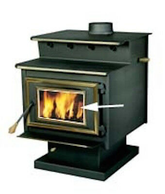 Replacement glass for Englander Stoves Part# AC-G8