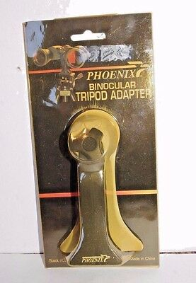 Phoenix Binocular Tripod Adapter  (New)